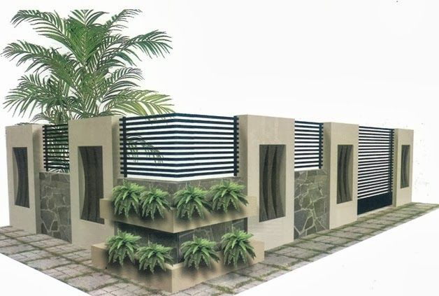house designs with fence Google Search for my fence Pinterest