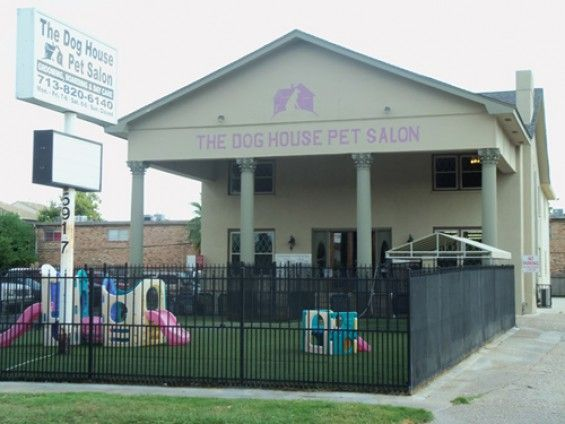 The Dog House Pet Salon With Images Dog Grooming Salons Pet