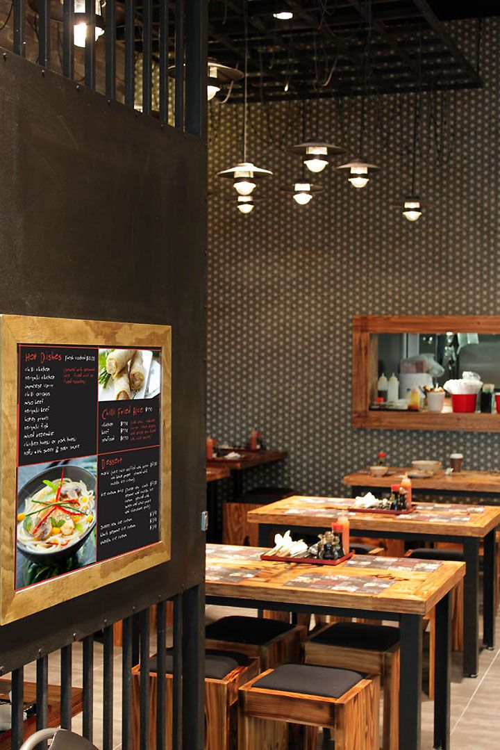 Noodle Dumpling Canteen By Archizone Sydney Retail Design Blog Japanese Restaurant Interior Restaurant Design Rustic Small Restaurant Design
