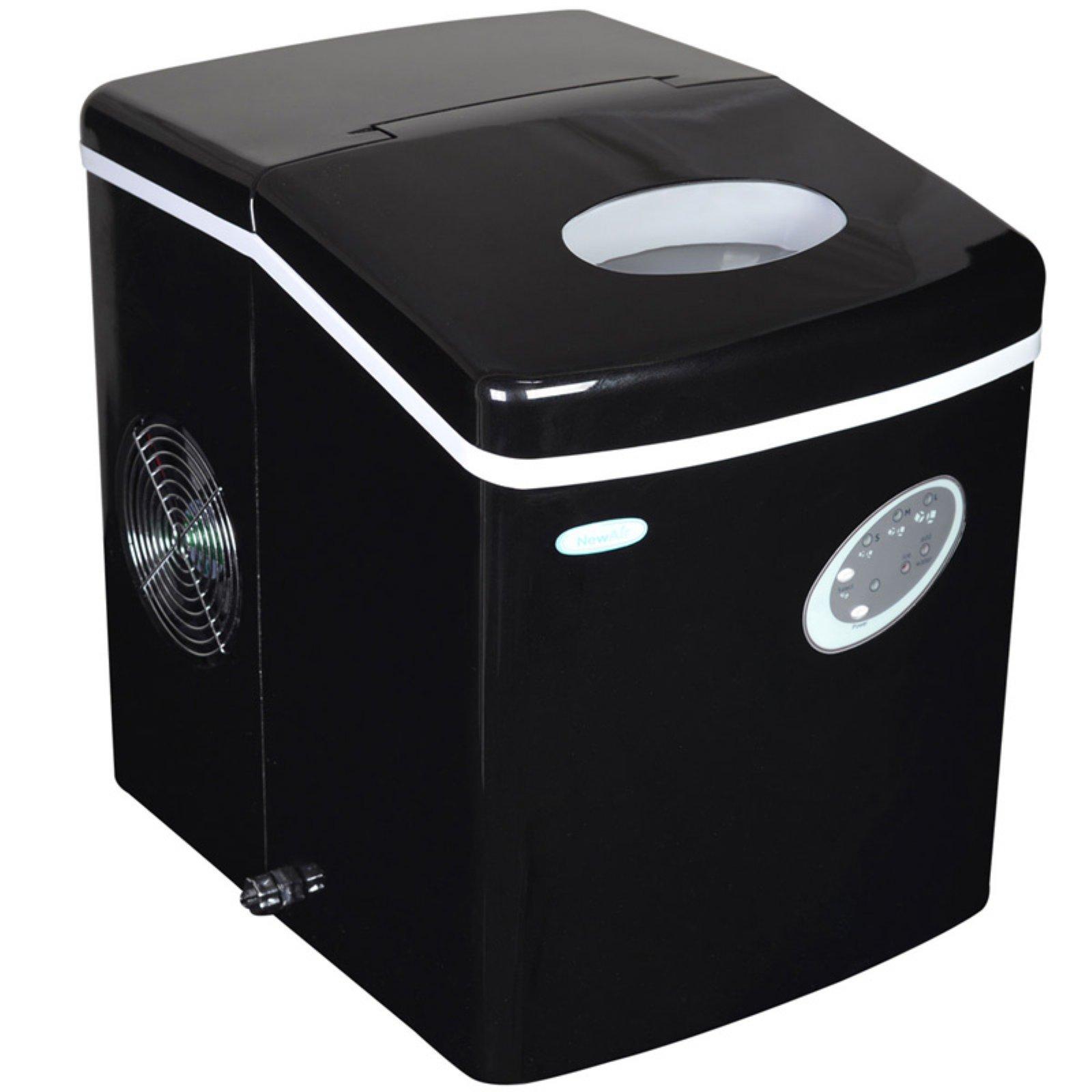 Newair Ai 100bk Portable Ice Maker Portable Ice Maker Ice Maker