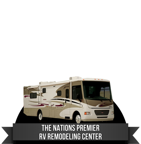 The Nations Premier Rv Remodeling Center With Images Motorhome
