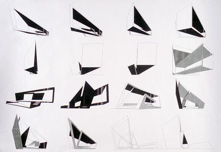 Zaha Hadid Drawing Techniques zaha hadid drawing tec...