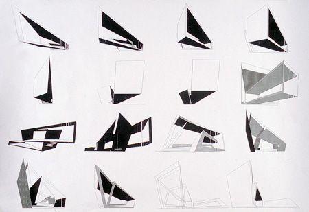 Zaha Hadid Drawing Techniques zaha hadid drawing tec...