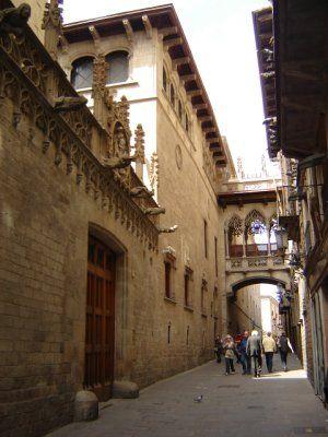 Old Town - Carrer 11, Barcelona