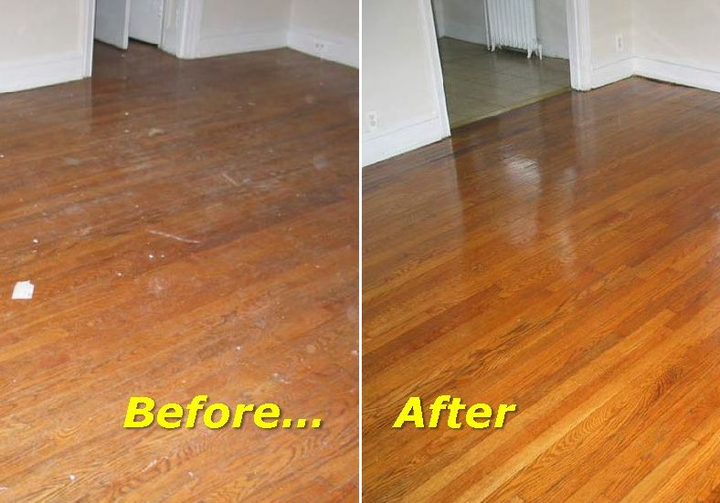 Exceptional Refinishing Wood Floors Quick
