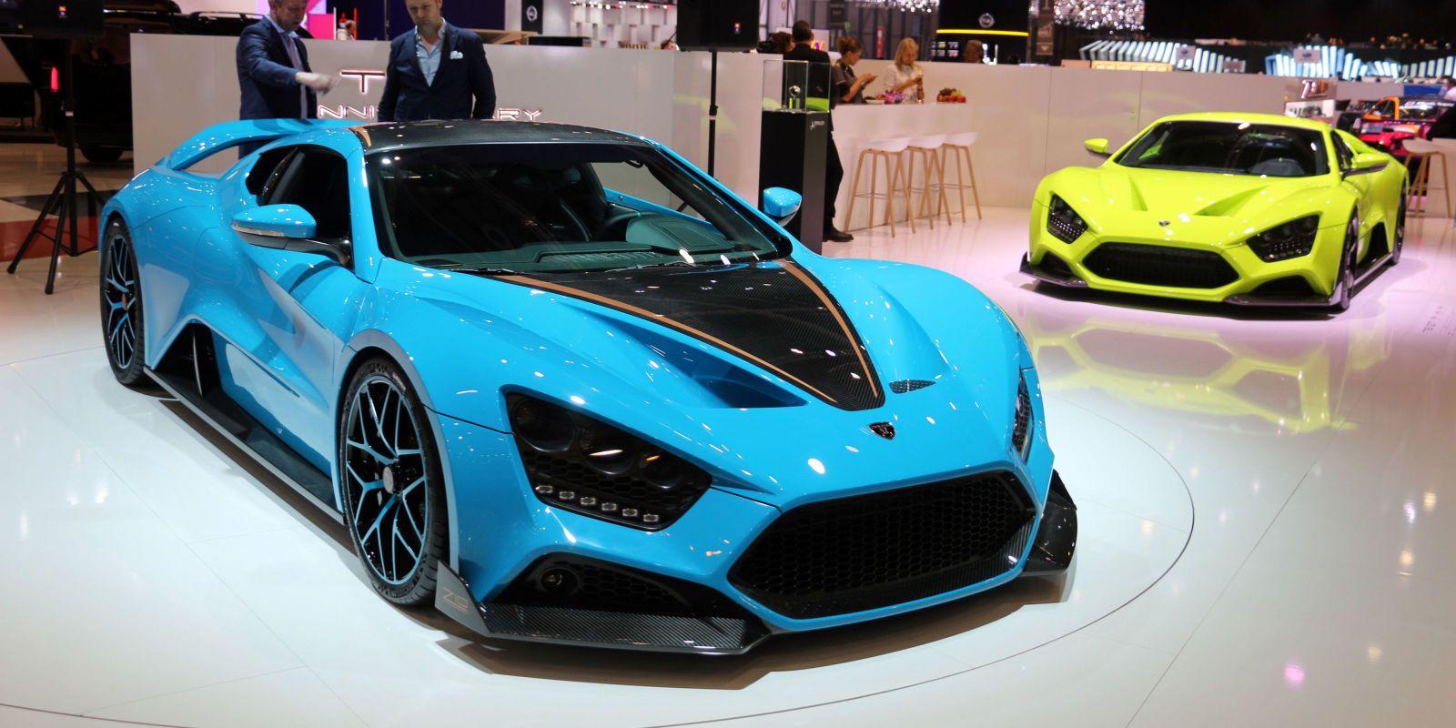 Meet The Company That S Made 11 Cars In 10 Years Autos Deportivos Autos Exoticos Y Motos Deportivas
