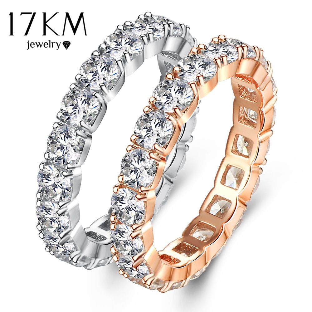 Fashion hollow out mid rings for women ring female romantic party