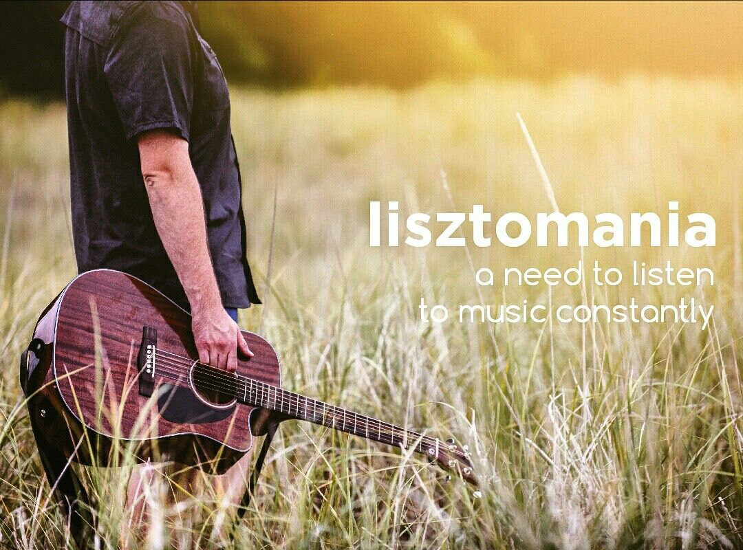 Lisztomania N A Need To Listen To Music Constantly Guitar Music Jazz Guitar Lessons