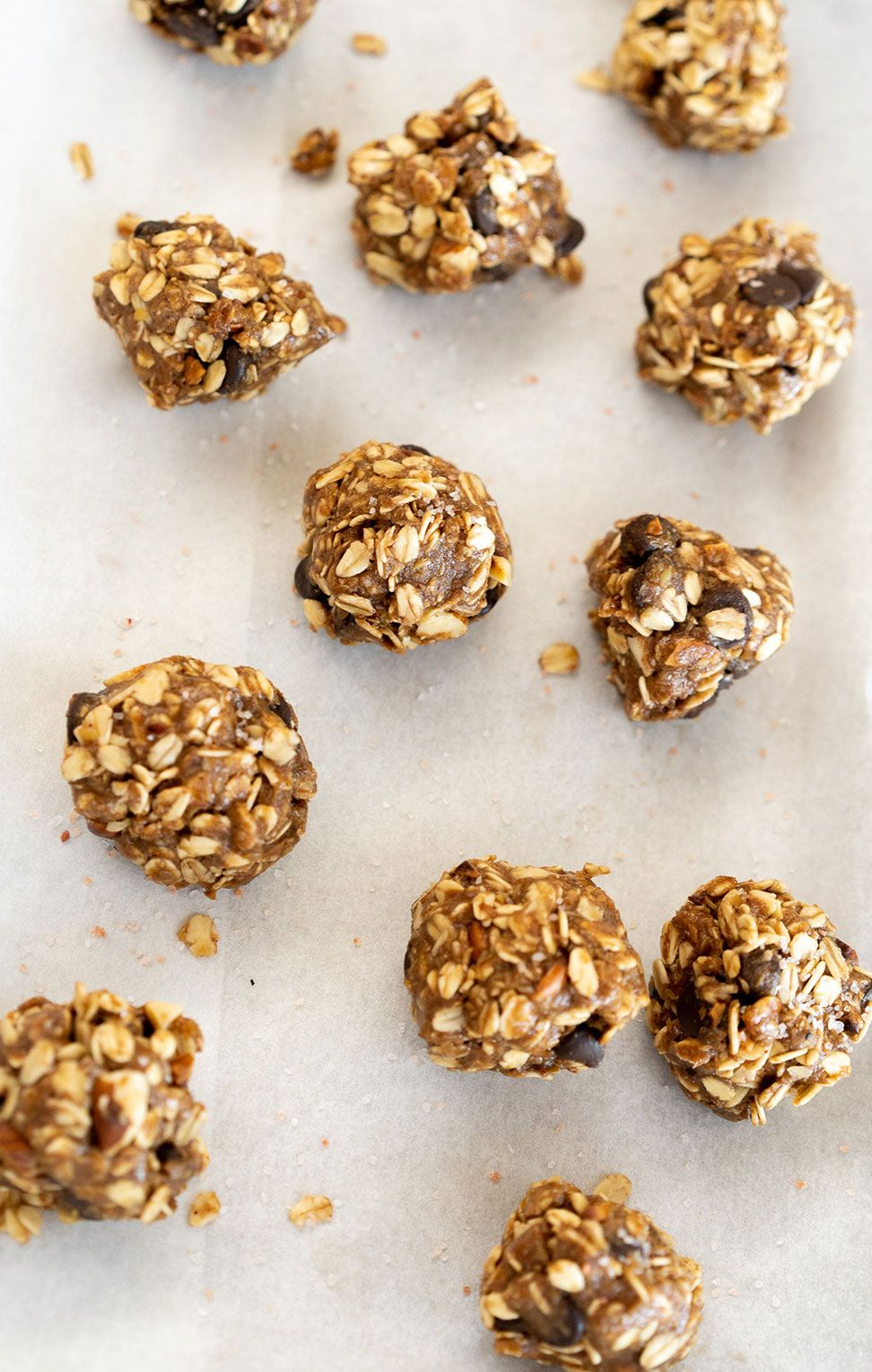 How To Make No Bake Lactation Cookies Poosh With Images