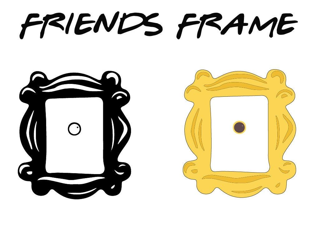 Pin By Mollie Friedman On Cricut Friends Show Printable Frames Frame