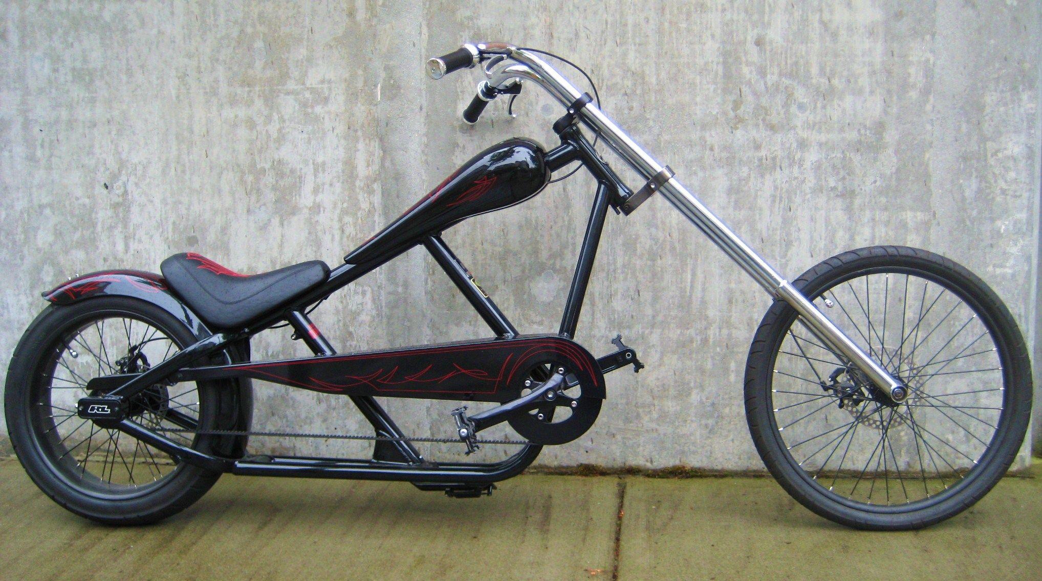 Redline Rain City Chopper Bike A Friend Of Mine In Florida Has One Of These I Had Redlines When I Was A Kid I Might Buy Cruiser Bike Bicycle Chopper Bike