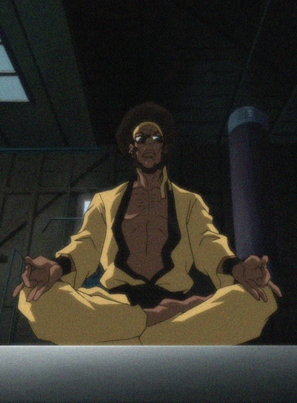 Grandmaster Bushido Brown My Heros Bruh Bruh In 2019 Pinterest