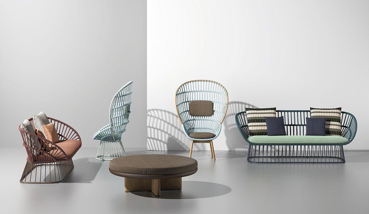 tendencias sillas de jardín 2018