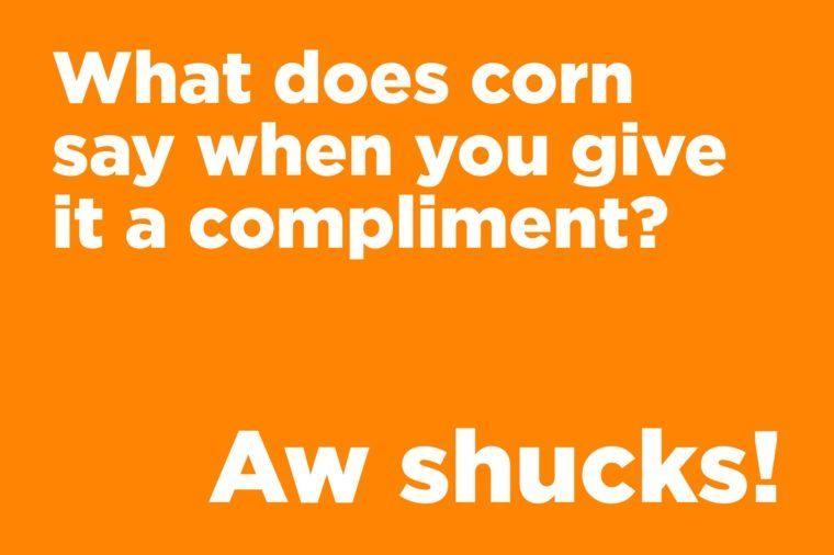 Funny Corny Jokes For National Tell A Joke Day Reader S Digest In 2020 Funny Corny Jokes Corny Jokes Cute Jokes