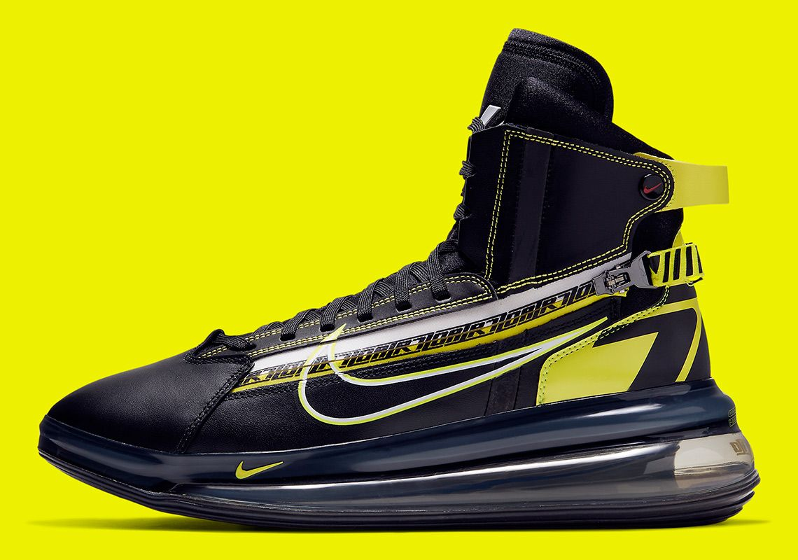 8b031f9b989 Nike Air Max 720 Saturn All-Star BV7786-001 Release Info
