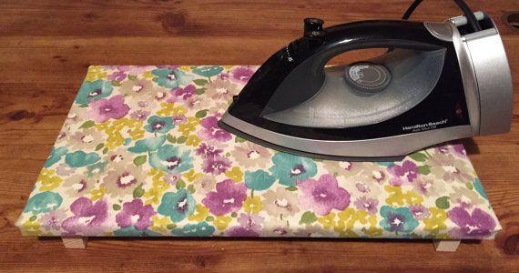 Mini Portable Ironing Board Lap Table Countertop Ironing Board