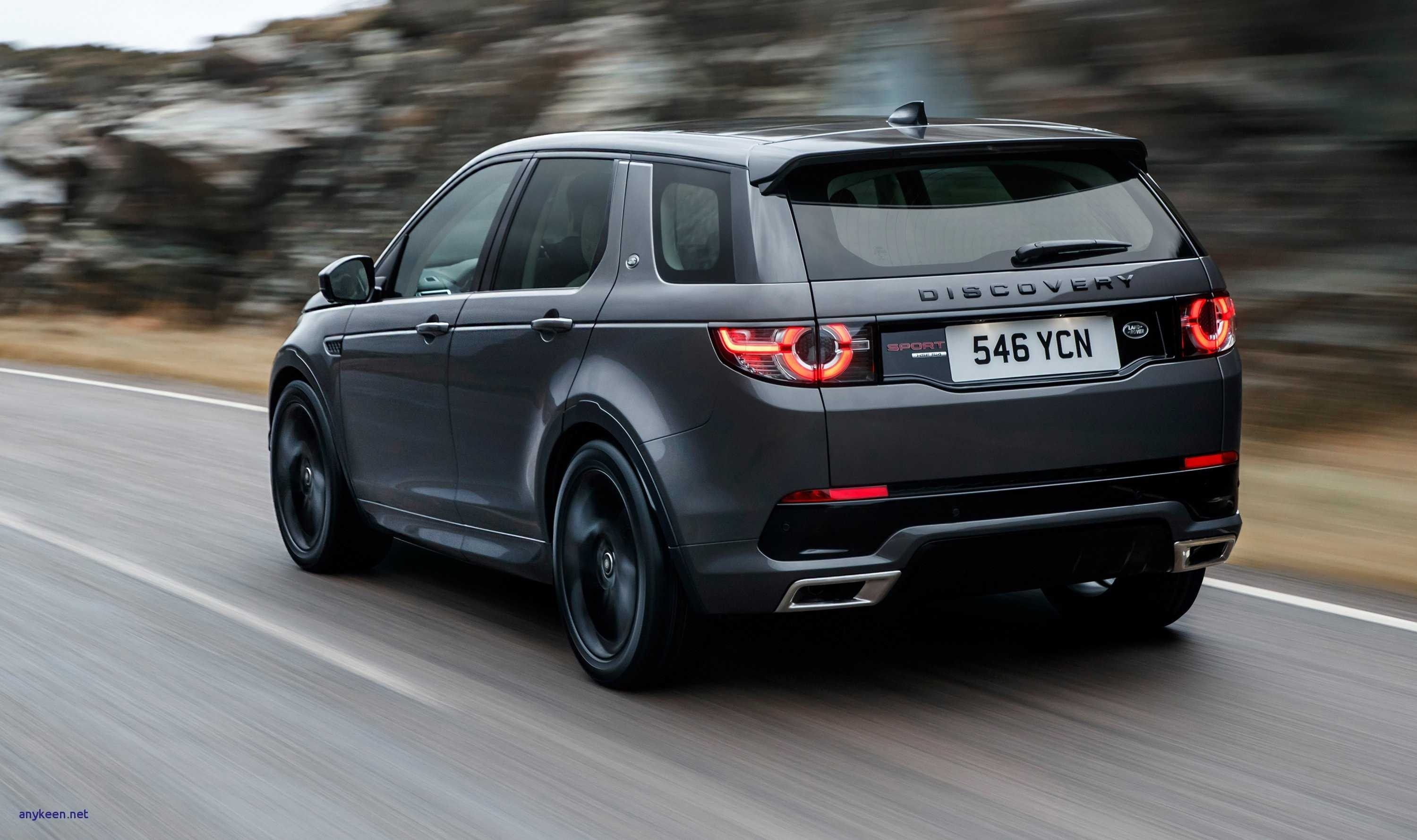 2019 Land Rover Lr4 Redesign Price And Review Land Rover Discovery Sport Land Rover Land Rover Discovery