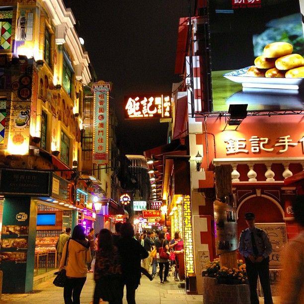 官也街 in 氹仔 | Macau Sights | Macau, City, Cunha