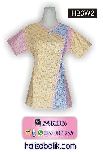 baju batik wanita untuk kerja 0f04c1c3eb