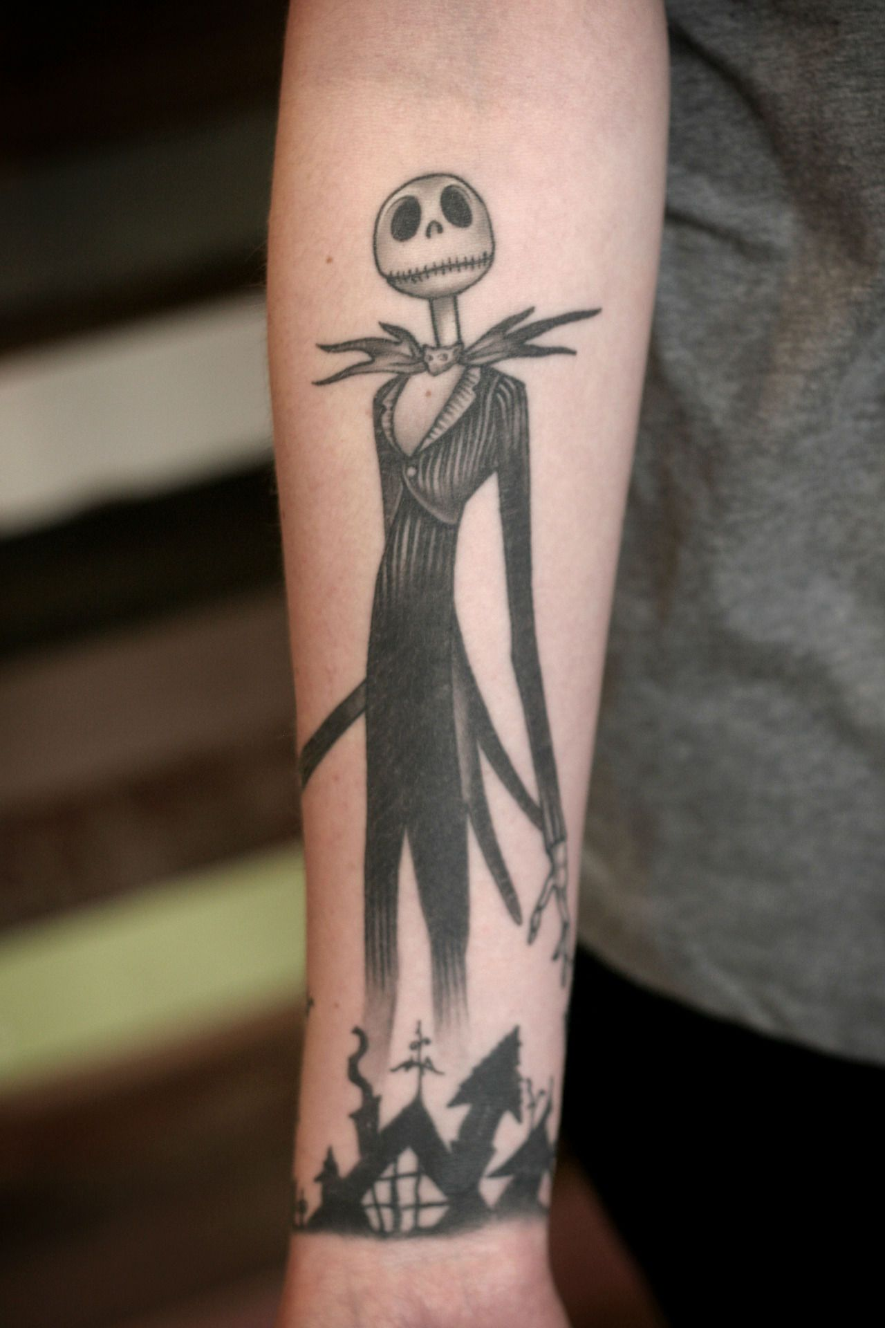 25 Wicked Tattoos That Will Get You in The Mood for Halloween ...