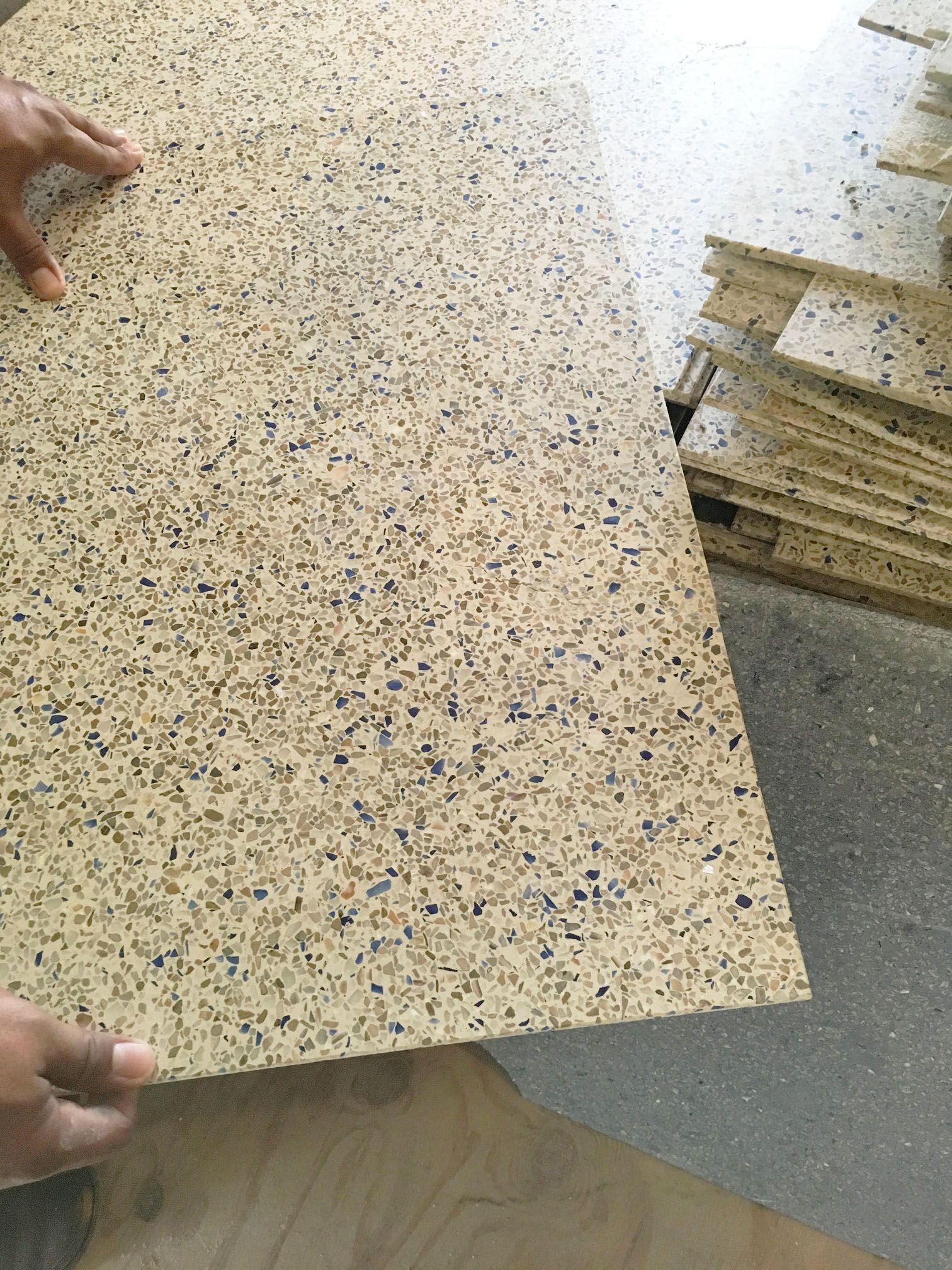 Terrazzo Tiles Commercial Institutional Industrial