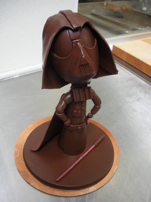 10 Chocolate Star Wars Creations To Fuel Your Craving
