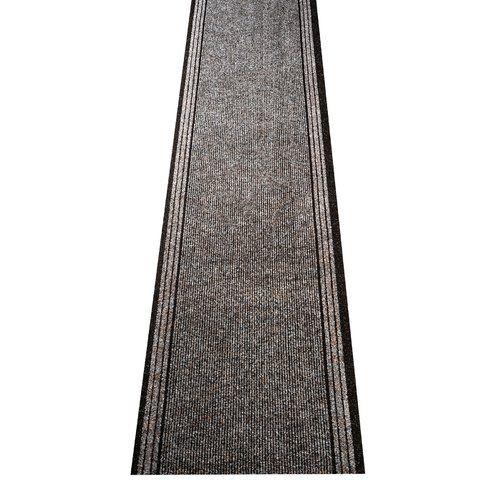 Teppichläufer in Braun 17 Stories Teppichgröße: Läufer 67 x 1300 cm
