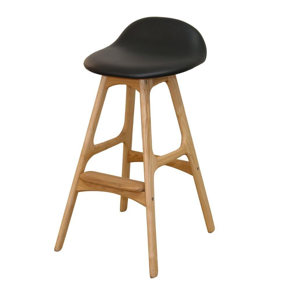 Replica Erik Buch Bar Stool 75cm Clickon Furniture Designer