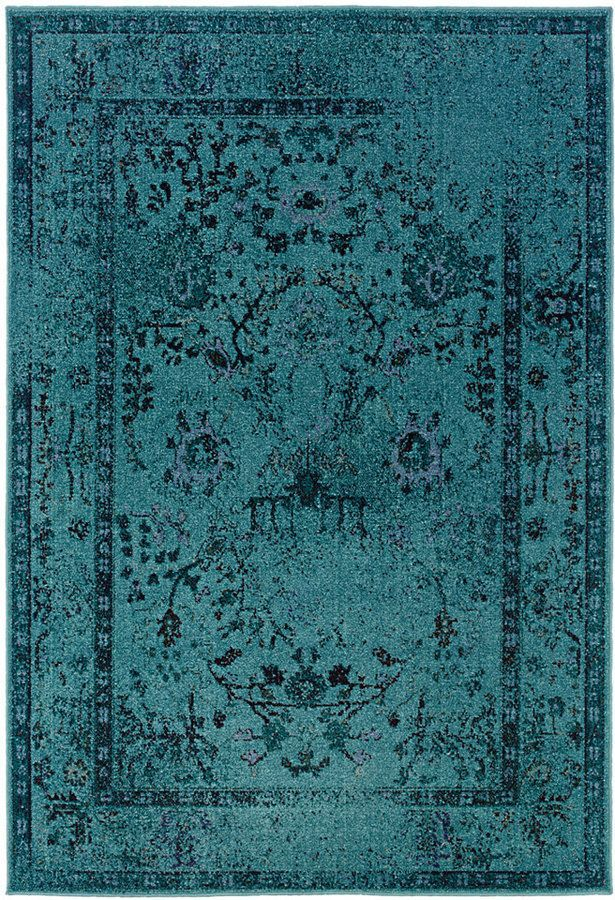 Oriental Weavers Closeout Area Rug Revamp Rev7550 5 3 X 7 6
