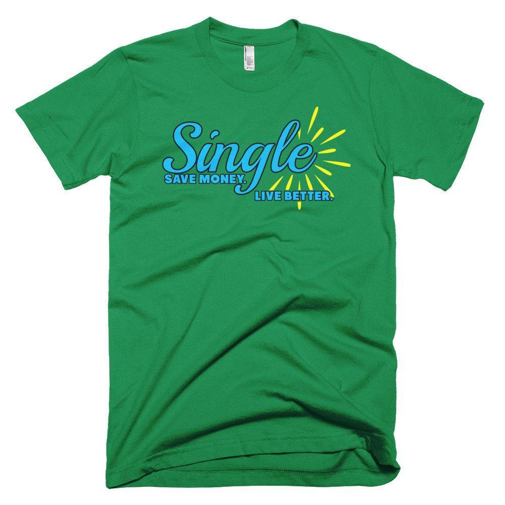 Single Men's T-Shirt | 9th Wave