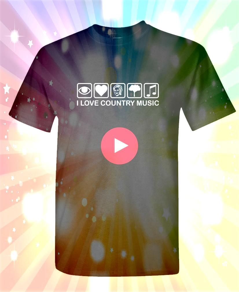 HEART COUNTRY MUSIC  Unisex Cotton TShirt Tee Shirt I HEART COUNTRY MUSIC  Unisex Cotton TShirt Tee Shirt Whether you are going to work or to a late night dinner this ope...