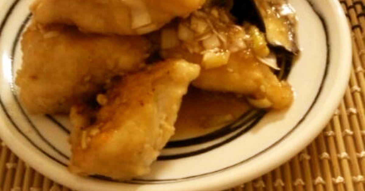 鶏むね肉となすの揚げないユーリンチー by *marble* [クックパッド] 簡単おいしいみんなのレシピが252万品