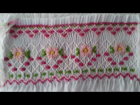Pin On Smocking