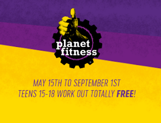 Free Workout For Teens At Planet Fitness Planetfitnessworkoutplan Keep The Youth Active And Engaged T Planet Fitness Workout Free Workouts Workouts For Teens