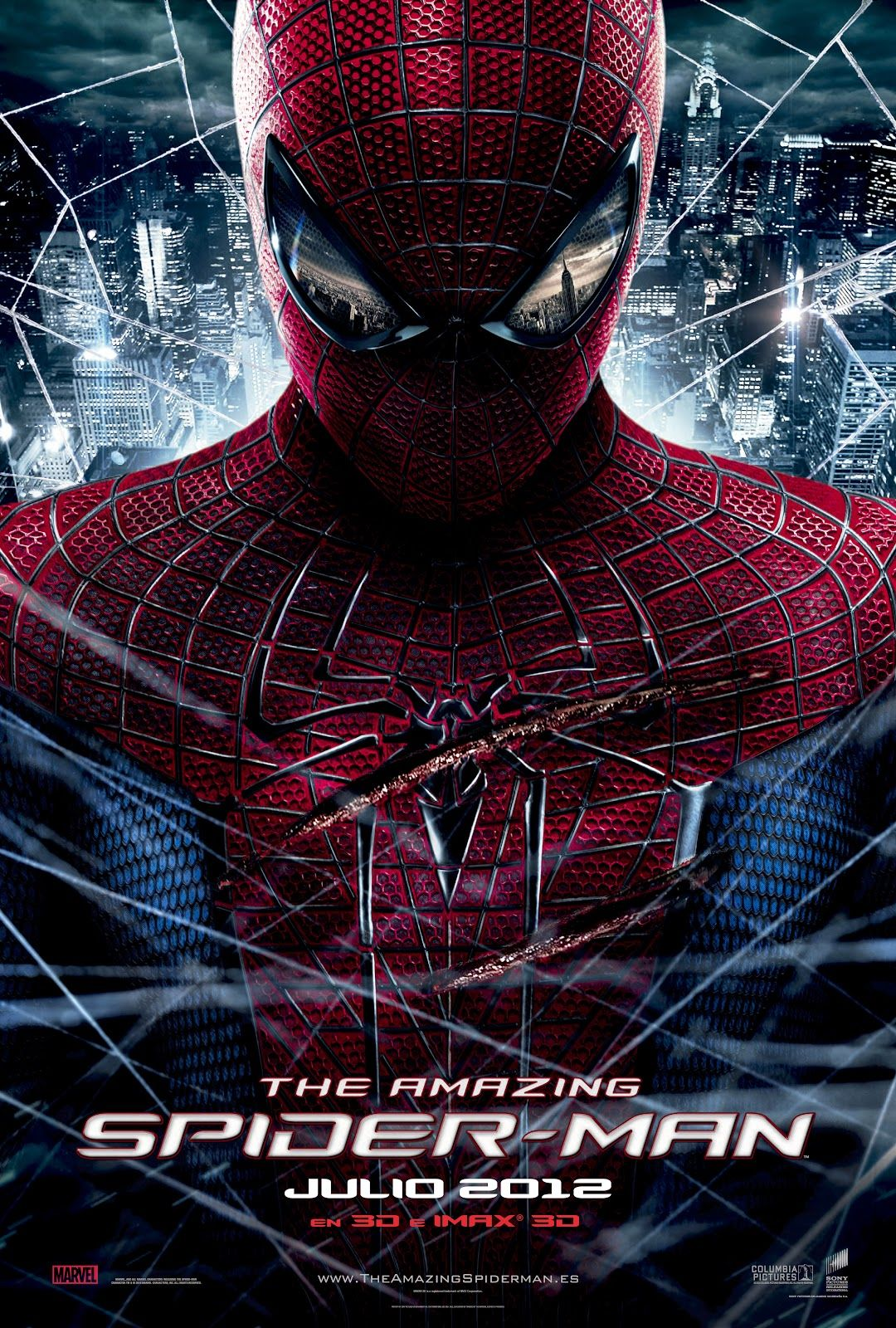 the amazing spiderman 3' coming back? - hd photos | movies