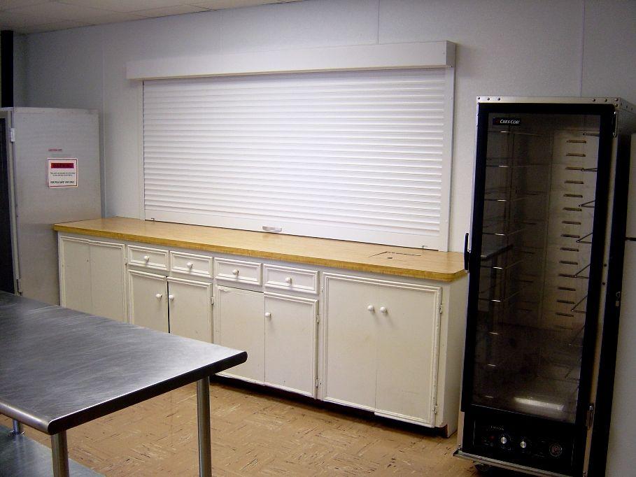 Rollok Rolling Shutter in a counter shutter application & Rollok Rolling Shutter in a counter shutter application   Rolling ...