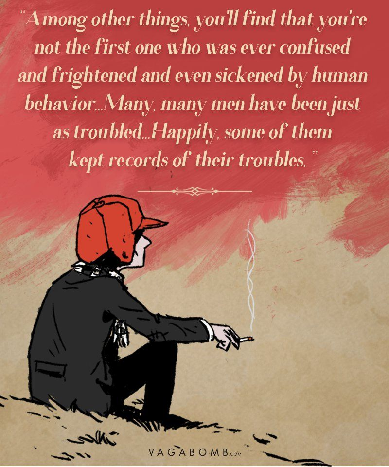 10 Quotes From The Catcher In The Rye That Perfectly Capture The