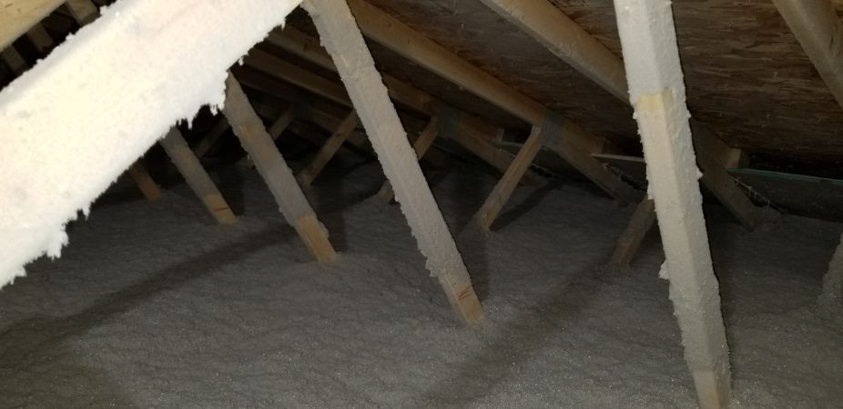 Pin On Attic Insulation And Air Sealing