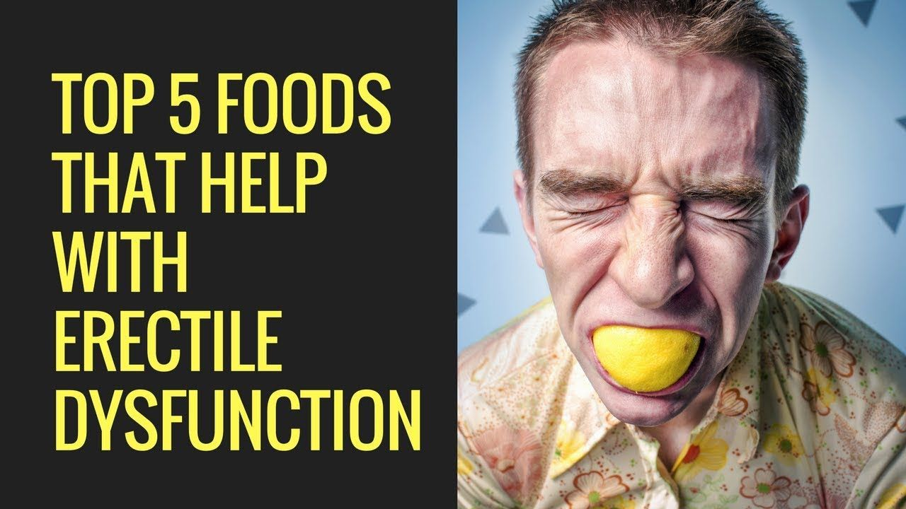 Are you looking for the most effective foods that aid with erectile dysfunction? http://edreverserzone.com/is-your-diet-helping-or-harming-your-erections/    In this video we share the top 5 foods that will naturally   Erectile dysfunction (ED), additionally called impotence, is defined by a male's failing to have an erection or maintain an erection sufficient time to end up the sexual intercourse.   Severity of ED varies among males, with some having general failure to accomplish an…