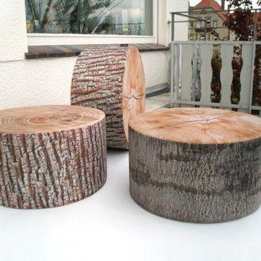 Baumscheibe Sitzkissen