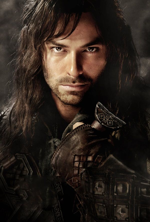 Aidan Turner interview about The Hobbit: The Battle of the Five Armies