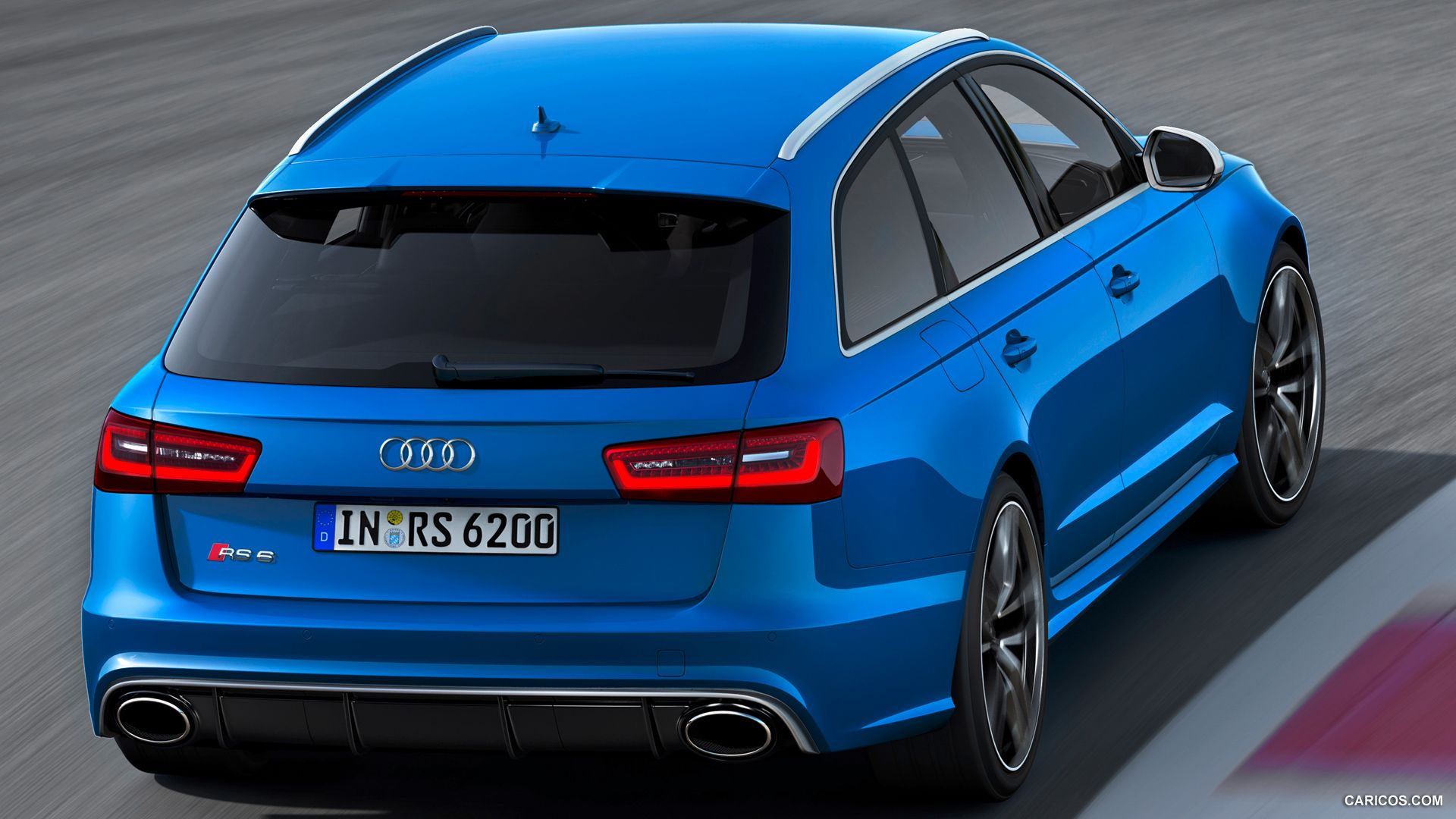 2014 Audi RS6 Avant Wallpaper
