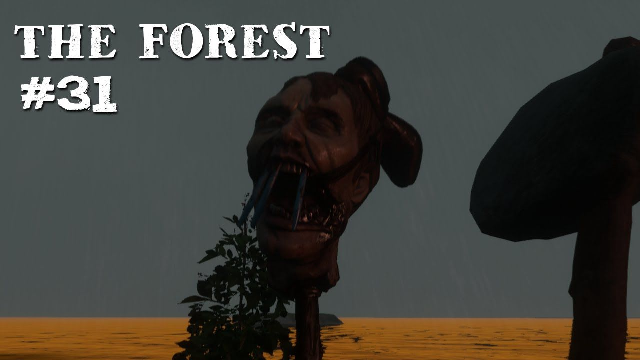 The Forest #31 [Facecam] - Action bis in den Morgen - Let's Play The Forest