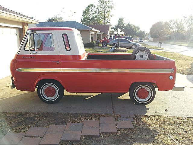 Wild Hog Econoline Pickup Contact The Advertiser About This 1962