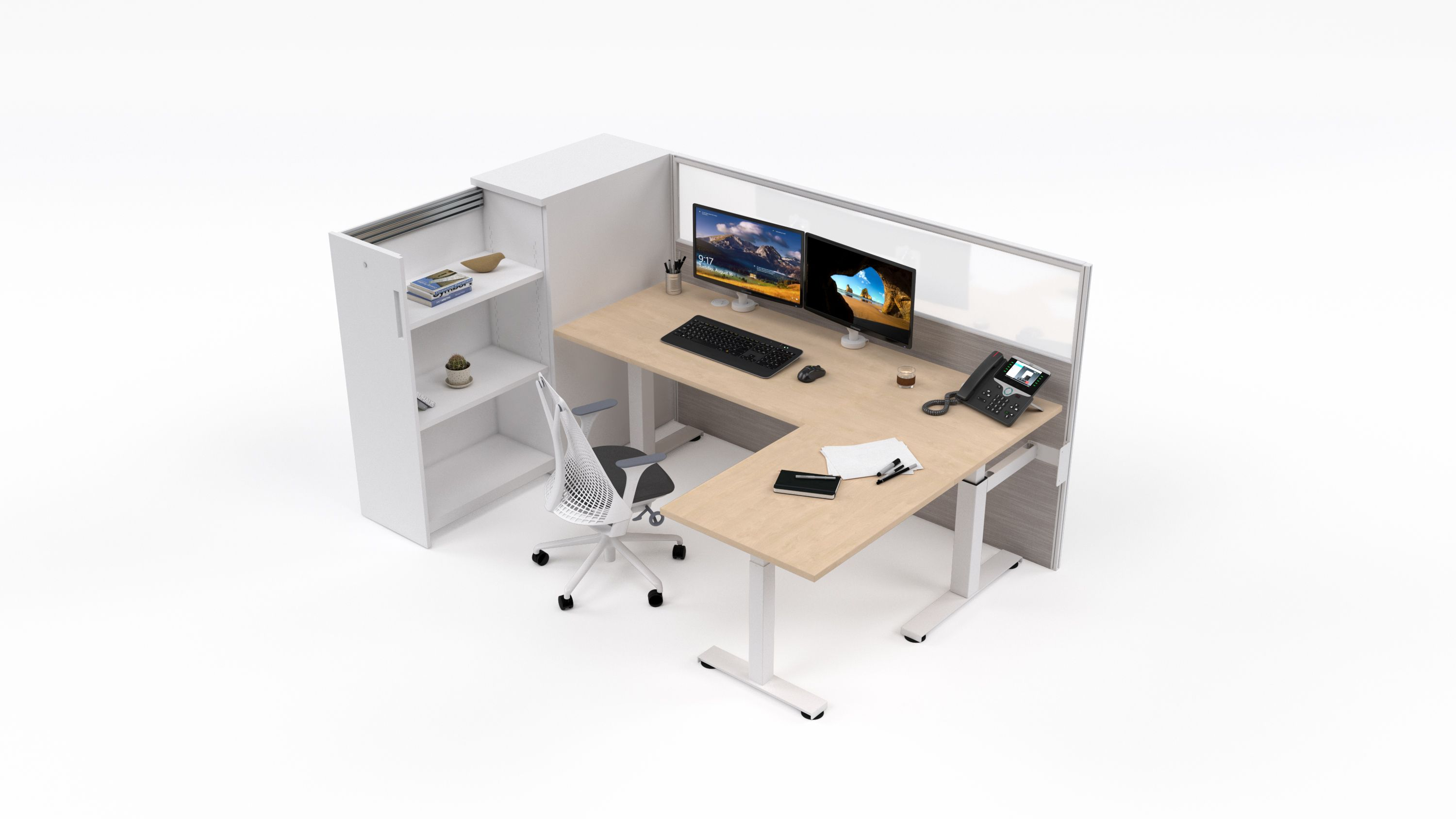 Our Directors Desk Is Available In Different Colour Options