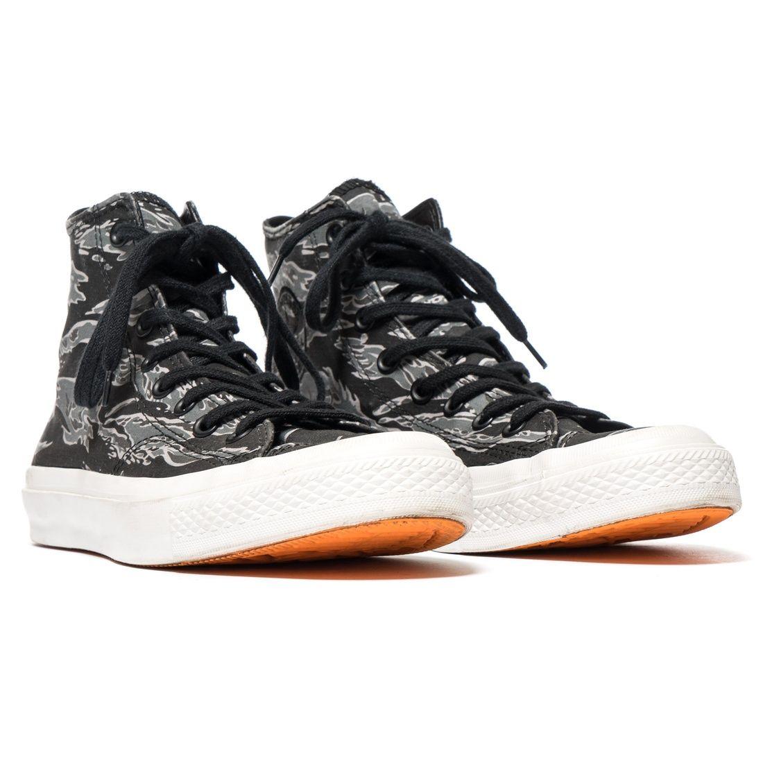 b8a6a0fbd80d19 Converse Kicks Hi X Converse First String Chuck Taylor Hi  Tiger Camo   Black Size 9.5  84 - Grailed