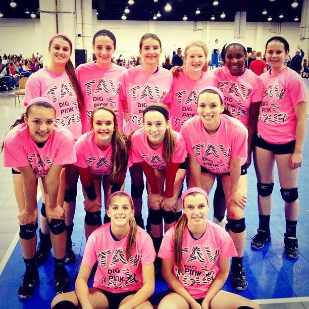 Tav Texas Advantage Volleyball Pretty Cute Dig Pink Shirts Dig Pink Tav Volleyball Pretty And Cute