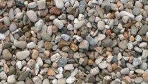 Ein Leitfaden für Erbsenkies Kies Schotter Flussfelsen und zersetzten Granit #riverrocklandscaping