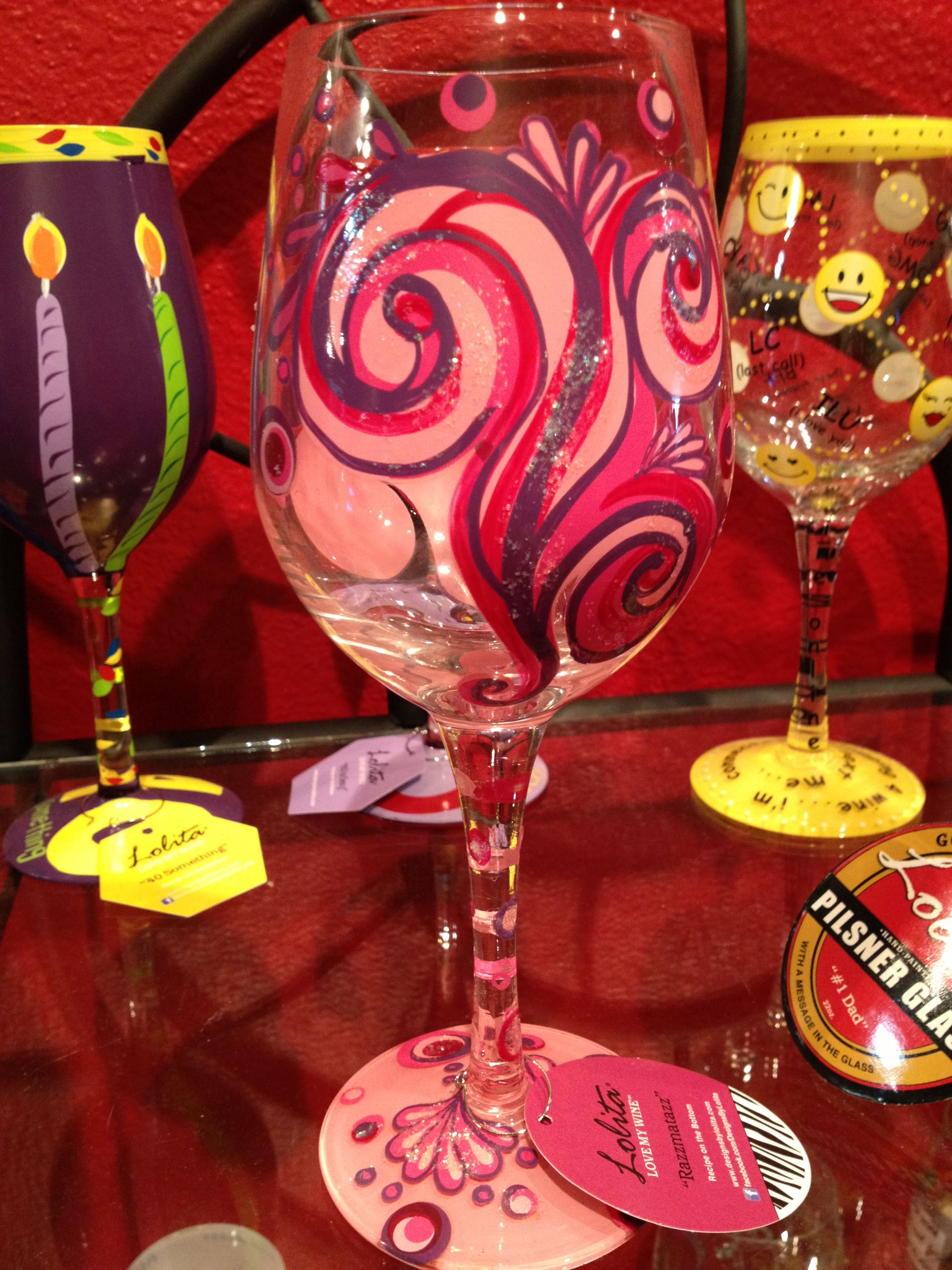 Pin By Osvalt Orsolya On Learn How To Interests Hand Painted Wine Glasses Hand Painted Wine Glass Painted Wine Glass