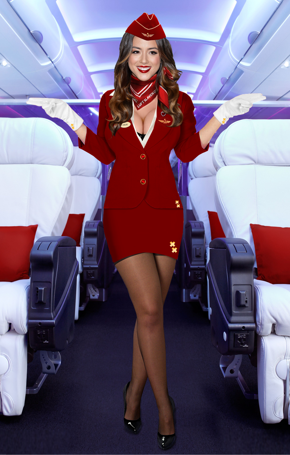 sexy-airline-stewardess